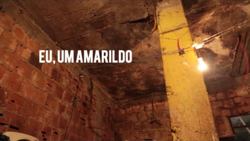 """Eu, um Amarildo"" (Yo, un Amarildo) imagen destacada"